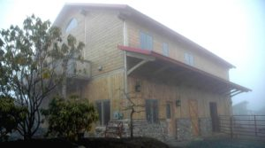 Rankin Barn Exterior