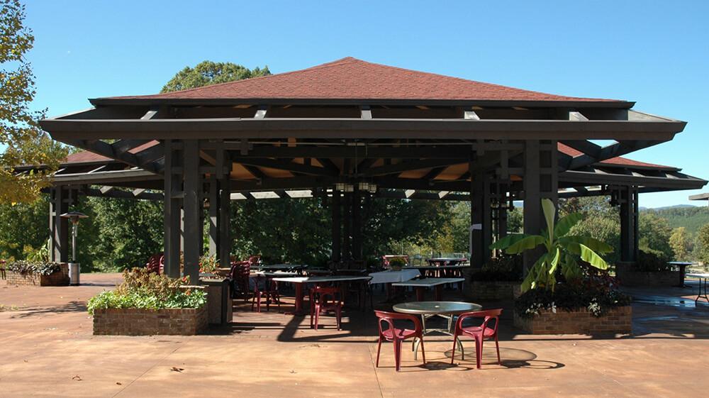 Timber Frame Pavilions