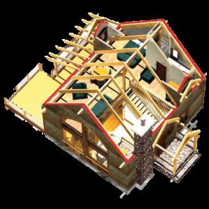 Sugar Grove Ariel Floorplan