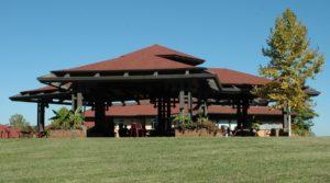 Cooper Pavilion Exterior