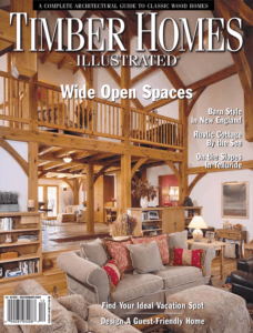 Timber Homes Illustrated Magazine