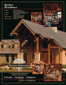 Barbee Residential Wooden Trusses